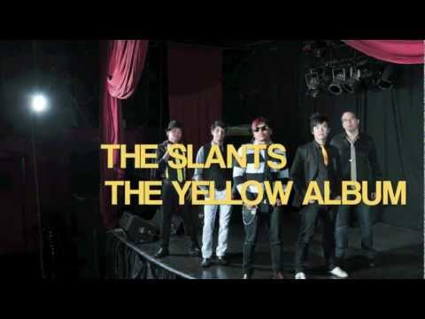 The Slants: The Yellow Album Preview video (with artwork, Kill Bill &amp; Bruce Lee)