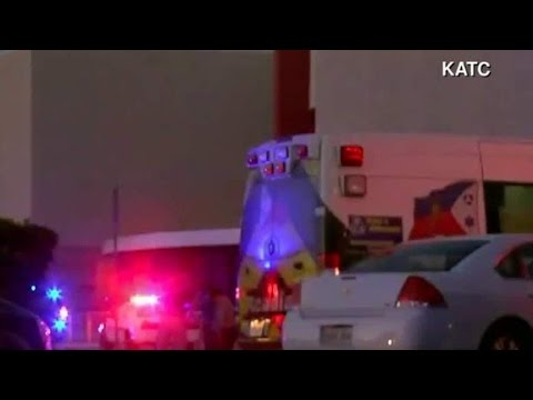 Multiple people shot at a movie theater in Lafayette