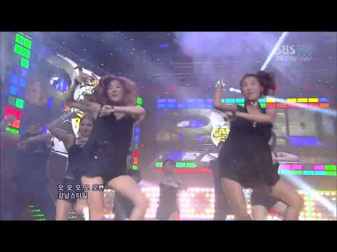 PSY - GANGNAM STYLE (Ft. After School, KARA, Sistar etc.)