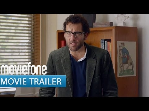 'Words and Pictures' Trailer (2014): Clive Owen, Juliette Binoche