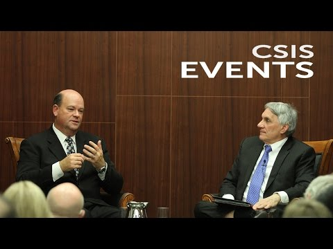 The U.S. Energy Renaissance and Exports: A Conversation with Ryan Lance
