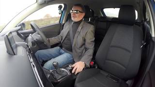 Review and Virtual Video Test Drive In A 2018 Mazda2 Black + Edition VX68 HHC