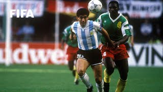 Matchday Live - Argentina vs. Cameroon