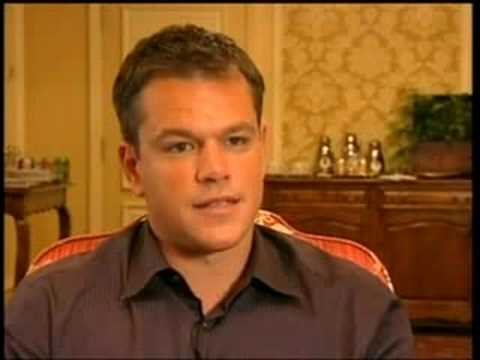 Matt Damon Rips Sarah Palin Video