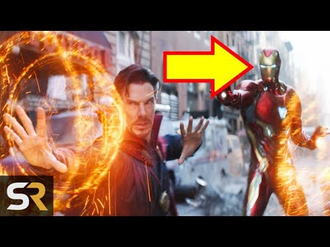 Best Easter Eggs in MCU Movies Lead to Avengers Infinity War (Chronological order)