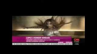 Jennifer Lopez performs in Istanbul (trailer)