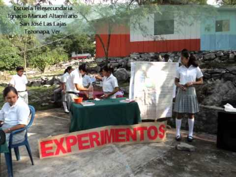 Telesecundaria - San Jos Las Lajas, Tezonapa, Ver.