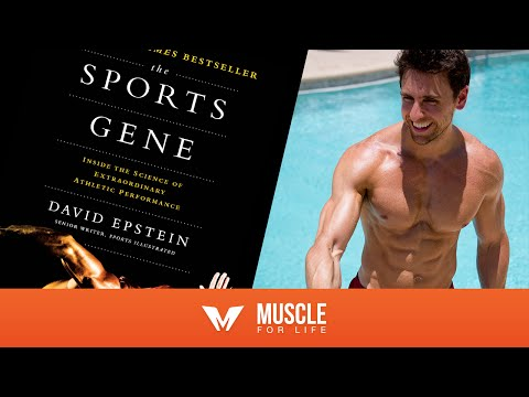 Interview with David Esptein on genetics and physical abilities