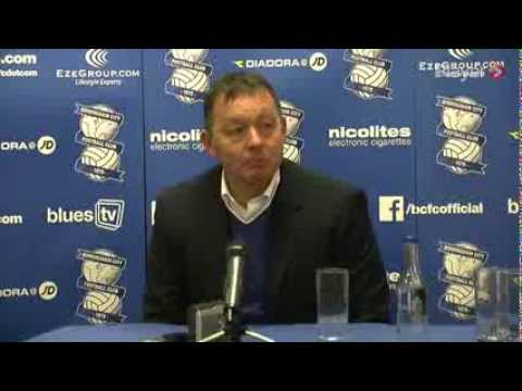 Nottingham Forest Press Conference: Post-Birmingham