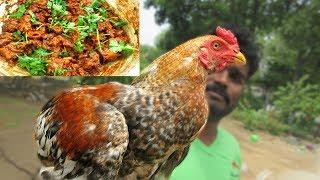 Country Chicken Gravy Cooking in My Village | Nattu Kozhi Gravy | VILLAGE FOOD