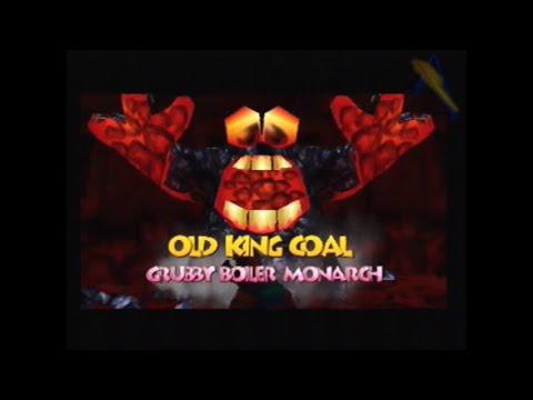 Misc Computer Games - Banjo Tooie - Glitter Gulch Mine