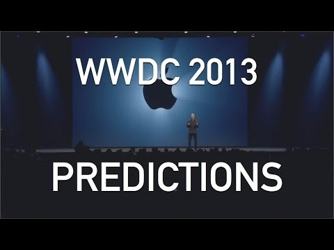 WWDC 2013 Predictions