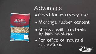 Alliance Rubber Company: The Right Rubber Band For The Right Use