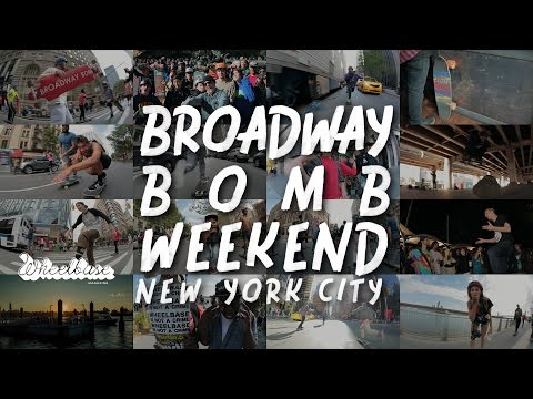 Broadway Bomb Weekend 2014 - Wheelbase Magazine