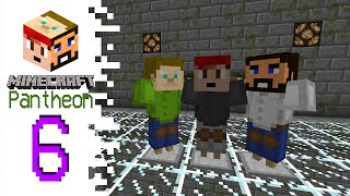 Minecraft Pantheon with Guude and OMGChad - EP06 - Silverfish City