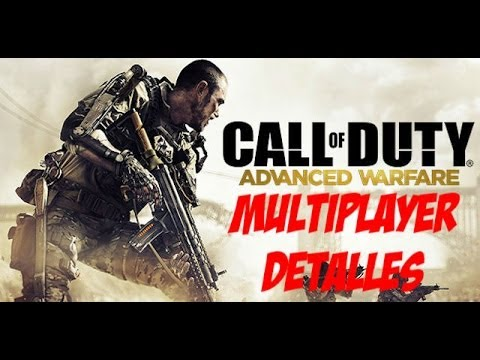 COD: Advanced Warfare Multiplayer detalles exclusivos.