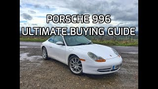 Porsche 996 Carrera ultimate buying guide