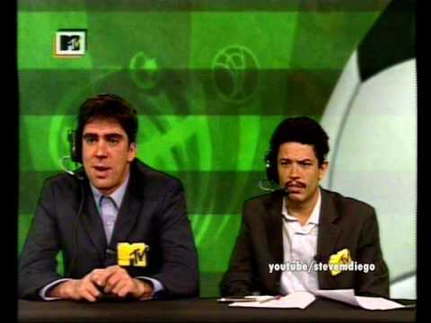Comédia MTV - Israel x Palestina um jogão de bola.