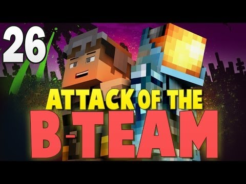 Minecraft Attack of the B-Team #26 | THE EPIC QUEST! - Minecraft Mod Pack Survival