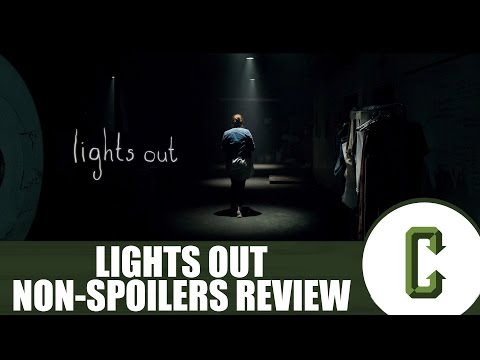 Lights Out Review (Non-Spoilers)