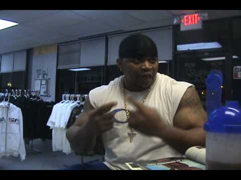 "Tyrus Hughes ""Prison Stories""  part 1"
