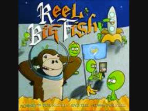 Reel Big Fish - Bang The Mouse Explodes