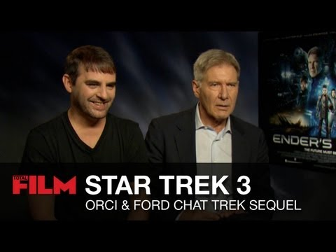 Roberto Orci talks Star Trek 3, casts Harrison Ford