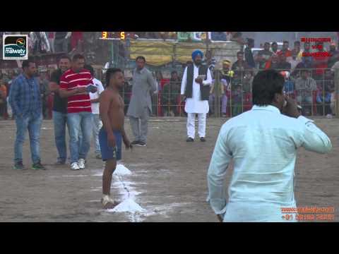 CHUCHAK (Ferozepur) KABADDI TOURNAMENT - 2014    72 Kgs Final    HD   