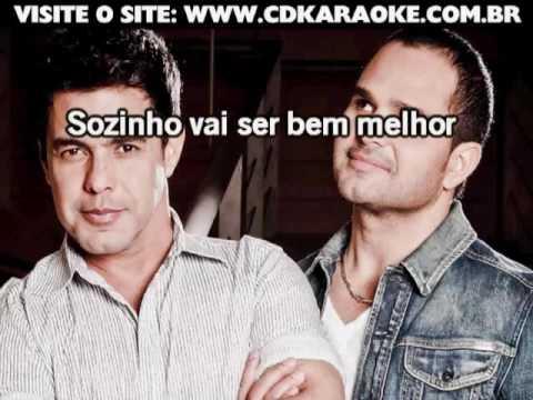 Zezé Di Camargo E Luciano   A Ferro E Fogo