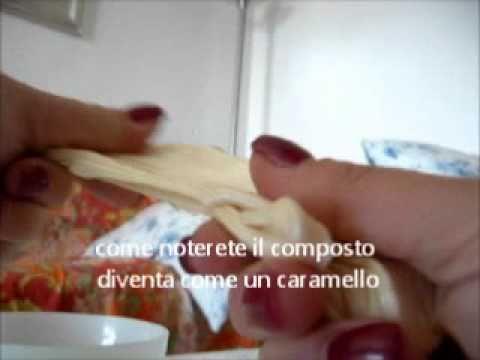 lavorazione della pasta per la cera allo zucchero by nailsenails.wmv
