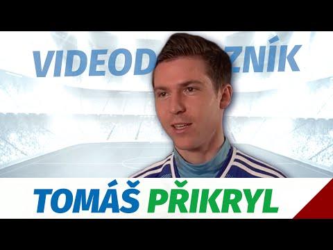 Videodotazník - Tomáš Přikryl