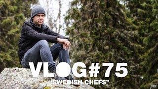 Armin VLOG #75 - Swedish Chefs