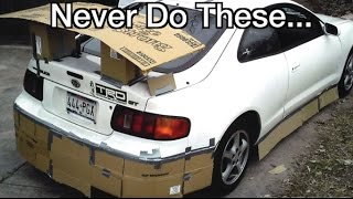 "The Top 5 Worst ""Mods"" For Your Car"
