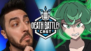 Mob VS Tatsumaki Q&A | DEATH BATTLE Cast #153