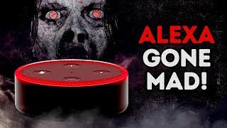 Alexa's Dark Side. My True Horror Story.