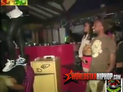 Crazy Daggering Party in Jamaica