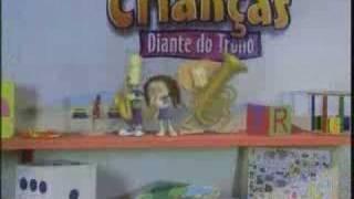 Vídeo 23 de Crianças Diante do Trono
