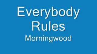 Watch Morningwood Everybody Rules video