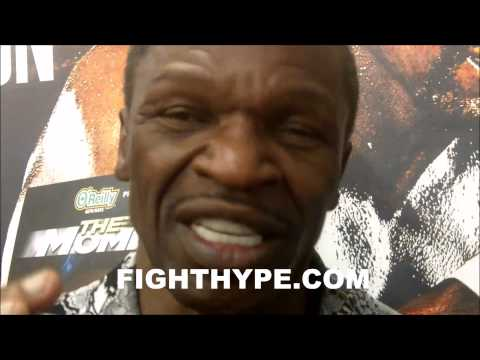 FLOYD MAYWEATHER SR DISCUSSES AMATEUR YEARS WITH FLOYD SAYS HE ONLY LOST 4 FIGHTS TOTAL