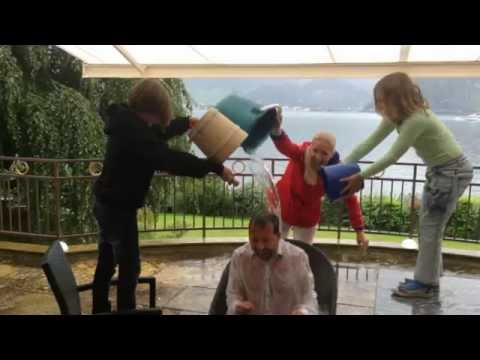 Dj Bobo - Ice Bucket Challenge video