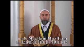 Bashkimi dhe dhjet ditet e Dhulhixhes - Mazllam Mazllami