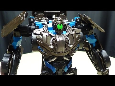 Age of Extinction Flip and Change LOCKDOWN: EmGo's Transfomers Reviews N' Stuff