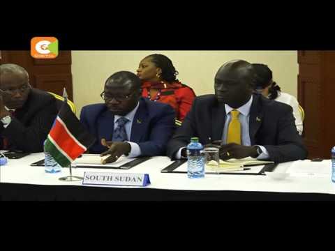 South Sudan on brink of civil war as fighting intensifies
