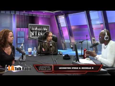 LA Talk Radio: Lexington Steel Live 10-20-14