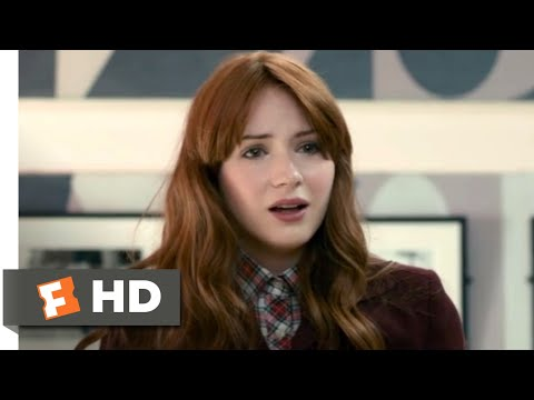 Not Another Happy Ending (2013) - You Changed My Title? Scene (2/8) | Movieclips
