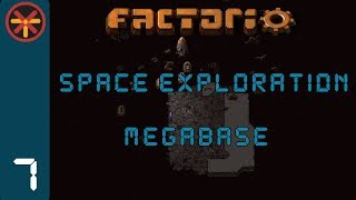 Factorio Space Exploration Grid Megabase EP7 - Red Circuit Build! : Gameplay, Lets Play