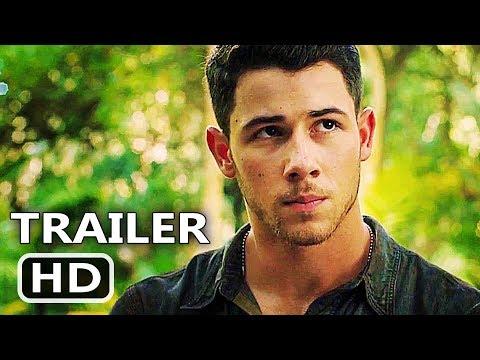 JUMANJI 2 Nick Jonas Trailer (Action - 2017)