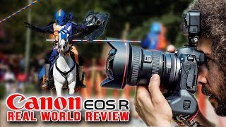 Canon EOS R Real World Review | TIME TO SWITCH?! (vs 6D Mark II vs Sony a7 III vs 5D Mark IV)