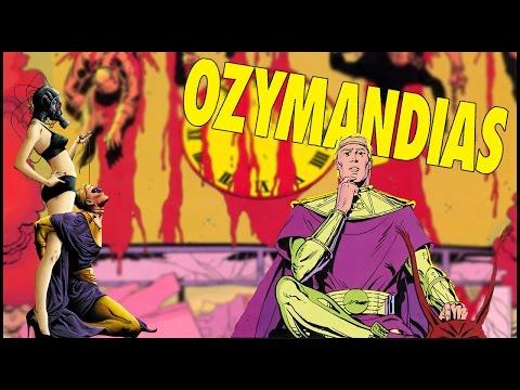 Озимандия. История персонажа / Ozymandias [Watchmen]