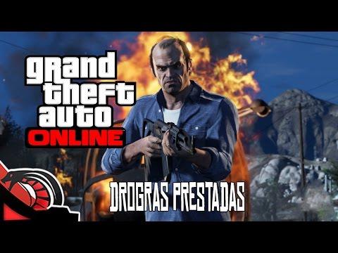 DROGAS PRESTADAS   Grand Theft Auto V  C/ None, Cotrof y Lobo